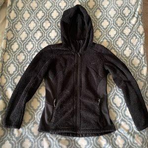 Koppen black women's zip-up jacket Size M